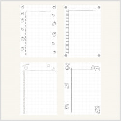The Bull Island Planner Printable Download